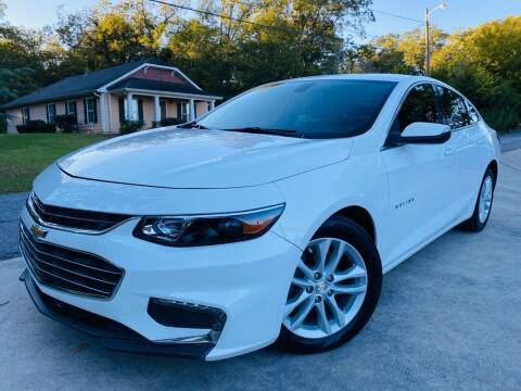 2018 Chevrolet Malibu for sale at Cobb Luxury Cars in Marietta GA