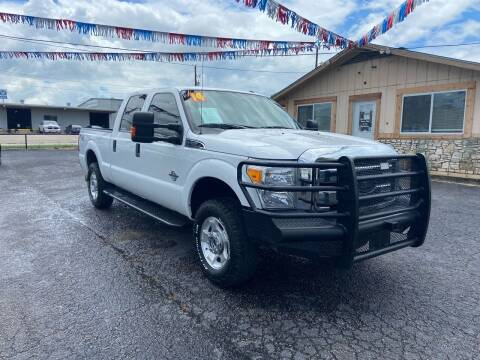 2014 Ford F-250 Super Duty for sale at The Trading Post in San Marcos TX