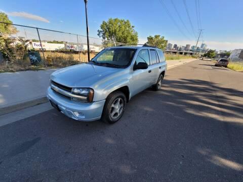 2008 Chevrolet TrailBlazer for sale at JPL Auto Sales LLC in Denver CO
