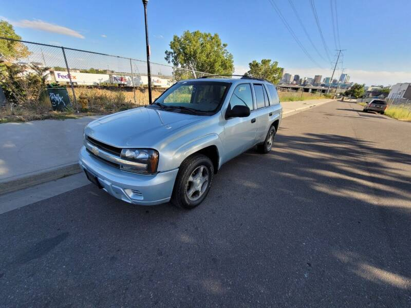 2008 Chevrolet TrailBlazer for sale in Denver, CO