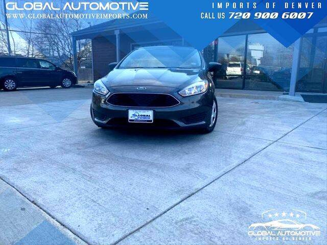 2016 Ford Focus for sale at Global Automotive Imports of Denver in Denver CO