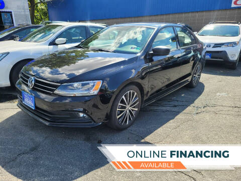 2016 Volkswagen Jetta for sale at Car Yes Auto Sales in Baltimore MD