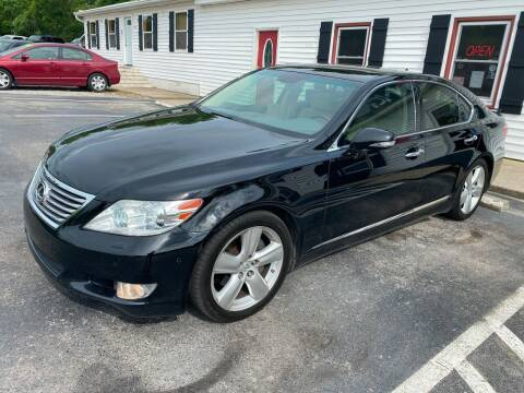 2012 Lexus LS 460 for sale at NextGen Motors Inc in Mt. Juliet TN