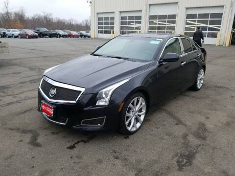 2014 Cadillac ATS for sale at MOUNT EDEN MOTORS INC in Bronx NY