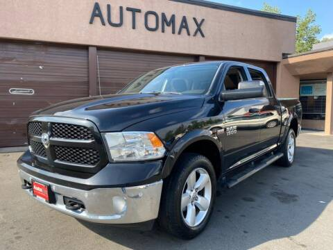 2015 RAM Ram Pickup 1500 for sale at AutoMax in West Hartford CT