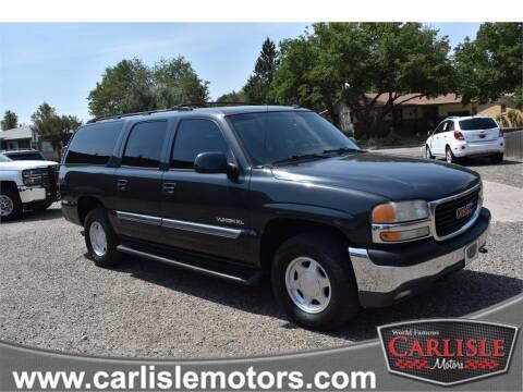 2006 GMC Yukon XL for sale at Carlisle Motors in Lubbock TX