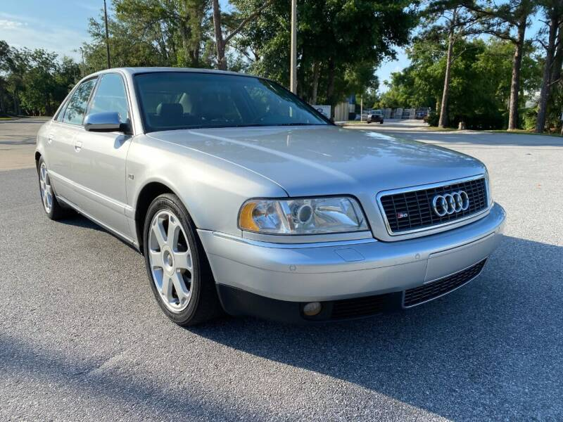 2001 Audi S8 for sale at Global Auto Exchange in Longwood FL