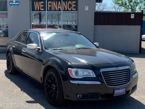 2011 Chrysler 300 for sale at Stanley Automotive Finance Enterprise - STANLEY DIRECT AUTO in Mesquite TX