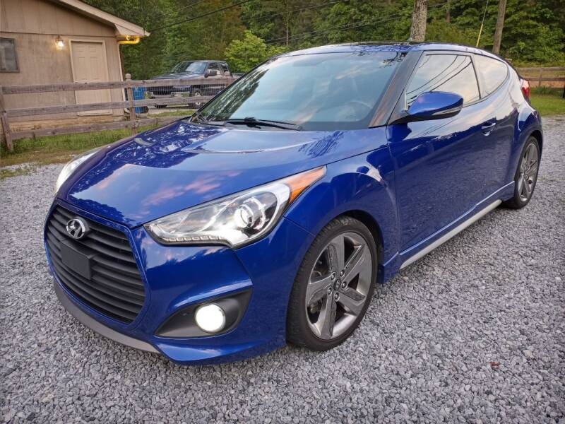 2013 Hyundai Veloster for sale at Don Roberts Auto Sales in Lawrenceville GA