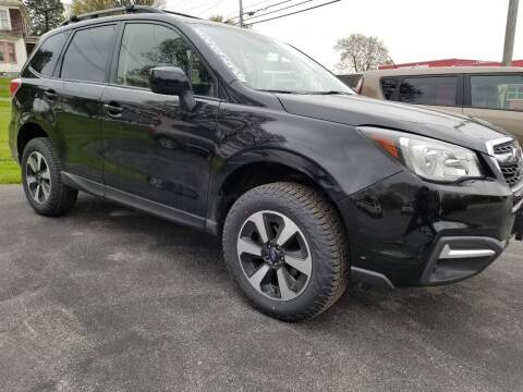 2017 Subaru Forester for sale at Pittsford Automotive Center in Pittsford VT