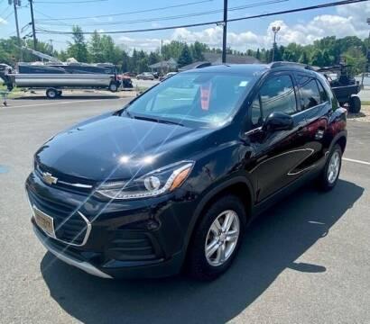 2017 Chevrolet Trax for sale at GT Toyz Motor Sports & Marine in Halfmoon NY