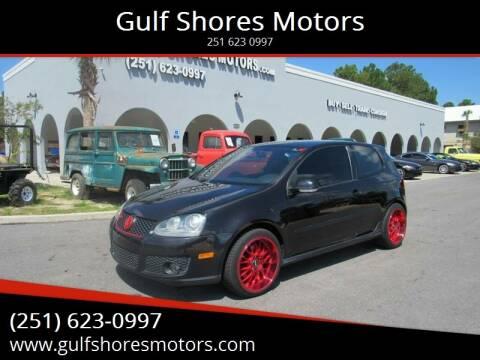 2008 Volkswagen GTI for sale at Gulf Shores Motors in Gulf Shores AL