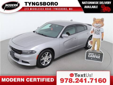 2016 Dodge Charger for sale at Modern Auto Sales in Tyngsboro MA