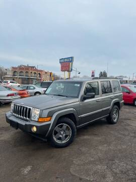 2007 Jeep Commander for sale at Big Bills in Milwaukee WI
