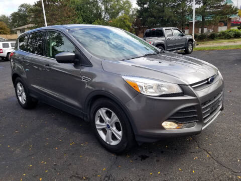 2014 Ford Escape for sale at Cedar Auto Group LLC in Akron OH