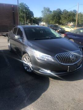 2016 Buick LaCrosse for sale at City to City Auto Sales in Richmond VA