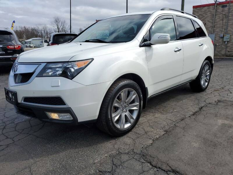 2013 Acura MDX for sale at Drive Motor Sales in Ionia MI