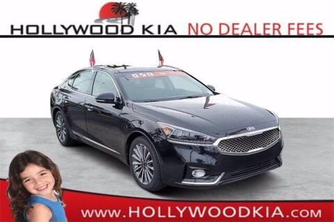 2017 Kia Cadenza for sale at JumboAutoGroup.com in Hollywood FL