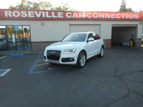 2013 Audi Q5 for sale at ROSEVILLE CAR CONNECTION in Roseville CA