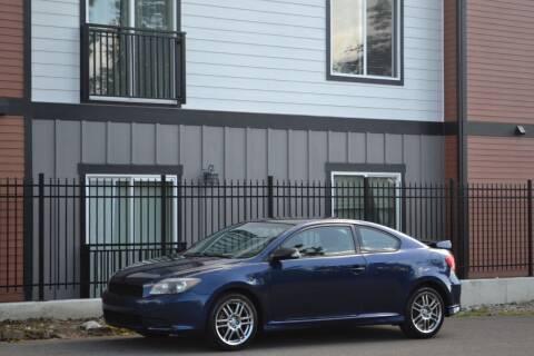 2005 Scion tC for sale at Skyline Motors Auto Sales in Tacoma WA