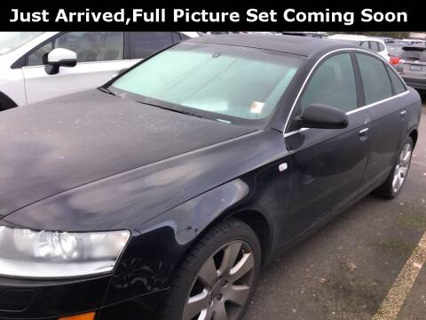 2007 Audi A6 for sale at Royal Moore Custom Finance in Hillsboro OR