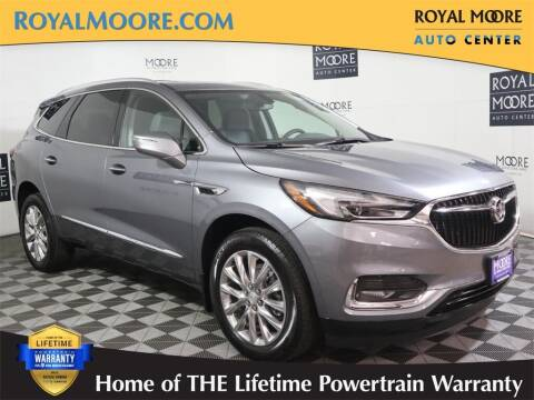 2021 Buick Enclave for sale at Royal Moore Custom Finance in Hillsboro OR