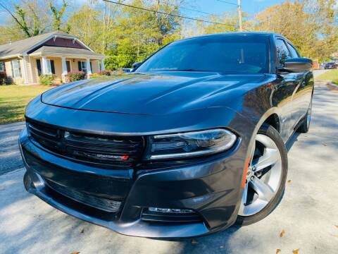 2017 Dodge Charger for sale at E-Z Auto Finance in Marietta GA