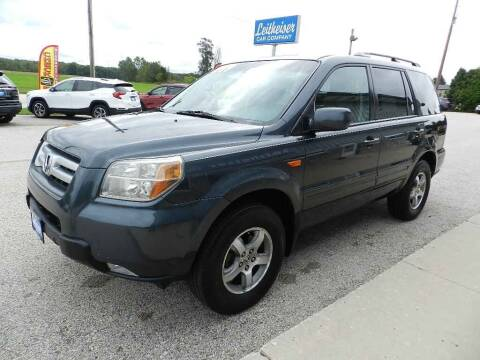 2006 Honda Pilot for sale at Leitheiser Car Company in West Bend WI