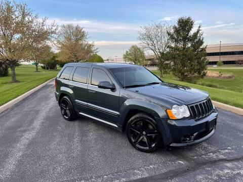 2008 Jeep Grand Cherokee for sale at Q and A Motors in Saint Louis MO