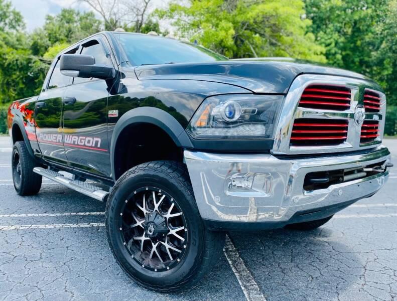 2016 RAM Ram Pickup 2500 for sale at Monterrey Auto Brokers in Decatur GA