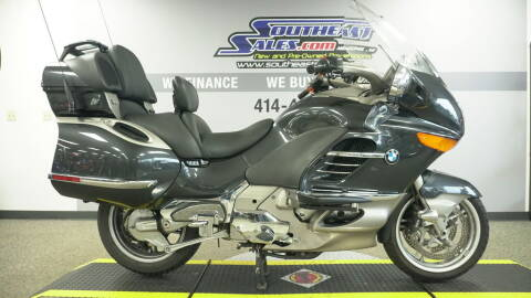2005 BMW K1200LT for sale at Southeast Sales Powersports in Milwaukee WI