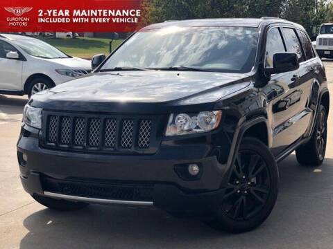 2012 Jeep Grand Cherokee for sale at European Motors Inc in Plano TX