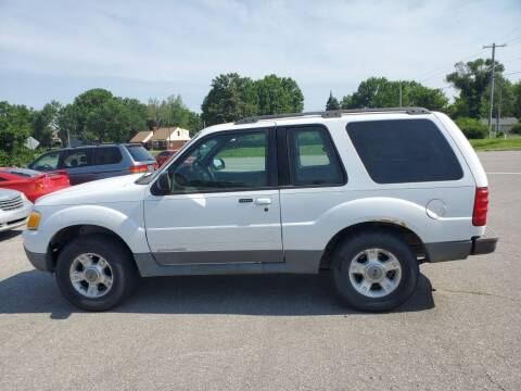 2001 Ford Explorer Sport for sale at Savior Auto in Independence MO
