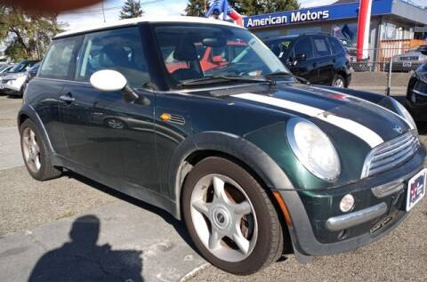 2004 MINI Cooper for sale at All American Motors in Tacoma WA