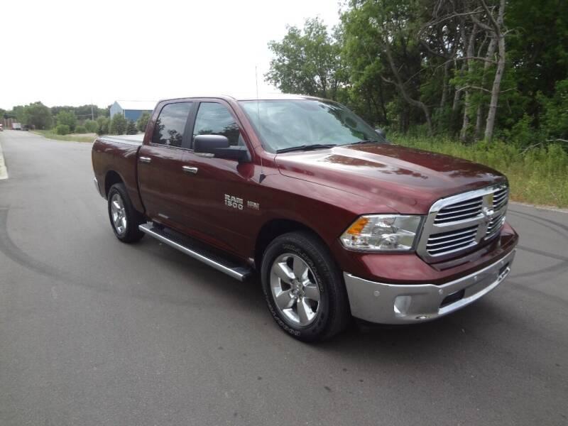 2018 RAM Ram Pickup 1500 for sale at Garza Motors in Shakopee MN