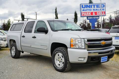 2011 Chevrolet Silverado 1500 for sale at United Auto Sales in Anchorage AK