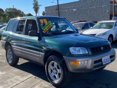 1998 Toyota RAV4 for sale at North County Auto in Oceanside CA