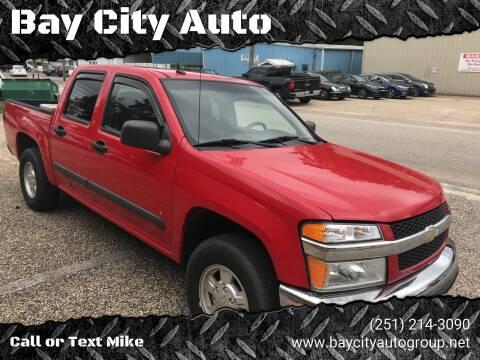 2008 Chevrolet Colorado for sale at Bay City Auto's in Mobile AL