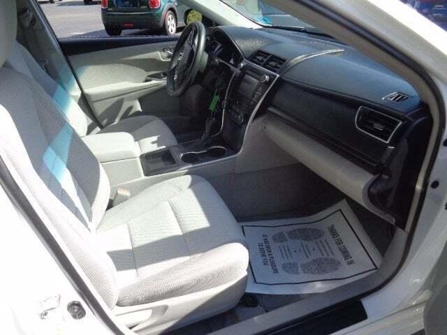 2017 Toyota Camry LE 4dr Sedan - Lancaster NH