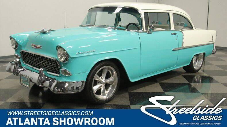 1955 Chevrolet 210 for sale in Lithia Springs, GA