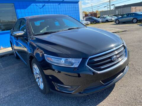 2019 Ford Taurus for sale at M-97 Auto Dealer in Roseville MI