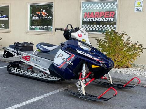 2013 Polaris PRO RMK 800 163 for sale at Harper Motorsports-Powersports in Post Falls ID