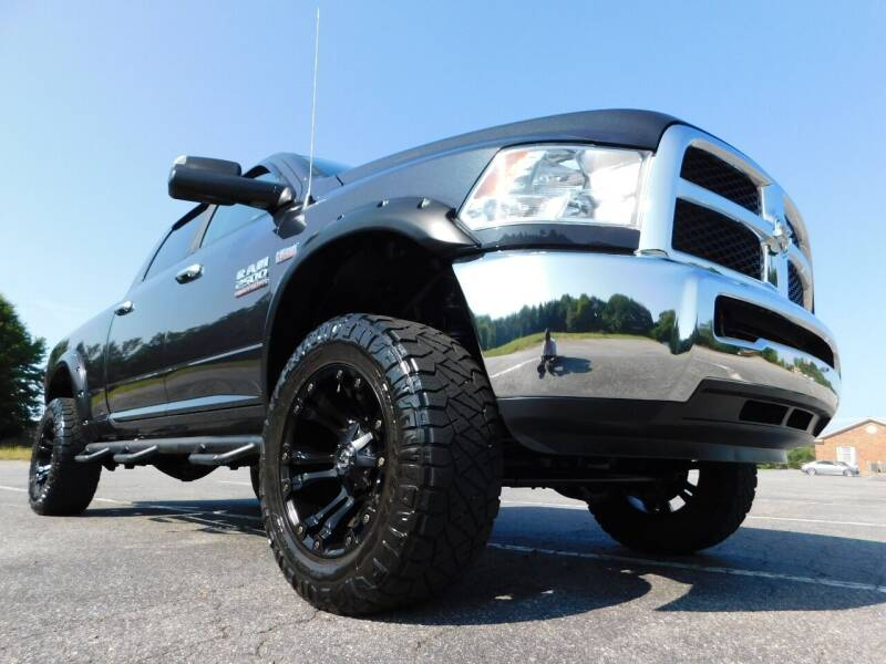 2017 RAM Ram Pickup 2500 for sale at Used Cars For Sale in Kernersville NC