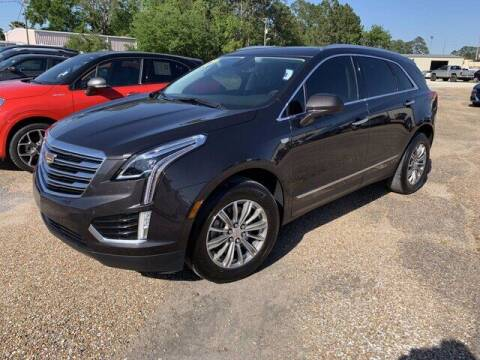 2017 Cadillac XT5 for sale at CROWN  DODGE CHRYSLER JEEP RAM FIAT in Pascagoula MS