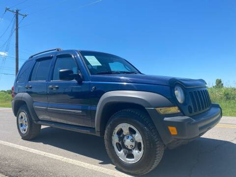 2006 Jeep Liberty for sale at ILUVCHEAPCARS.COM in Tulsa OK
