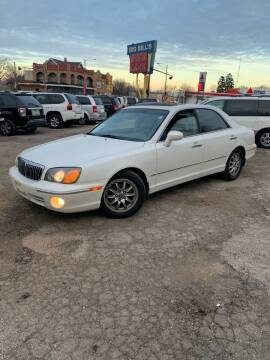 2002 Hyundai XG350 for sale at Big Bills in Milwaukee WI