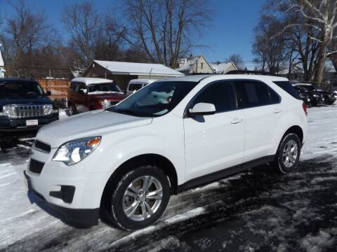 2014 Chevrolet Equinox for sale at Goodman Auto Sales in Lima OH