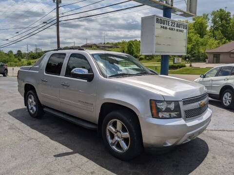 2012 Chevrolet Avalanche for sale at Route 22 Autos in Zanesville OH