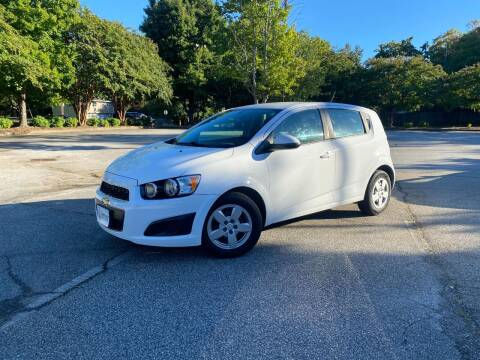 2015 Chevrolet Sonic for sale at Uniworld Auto Sales LLC. in Greensboro NC