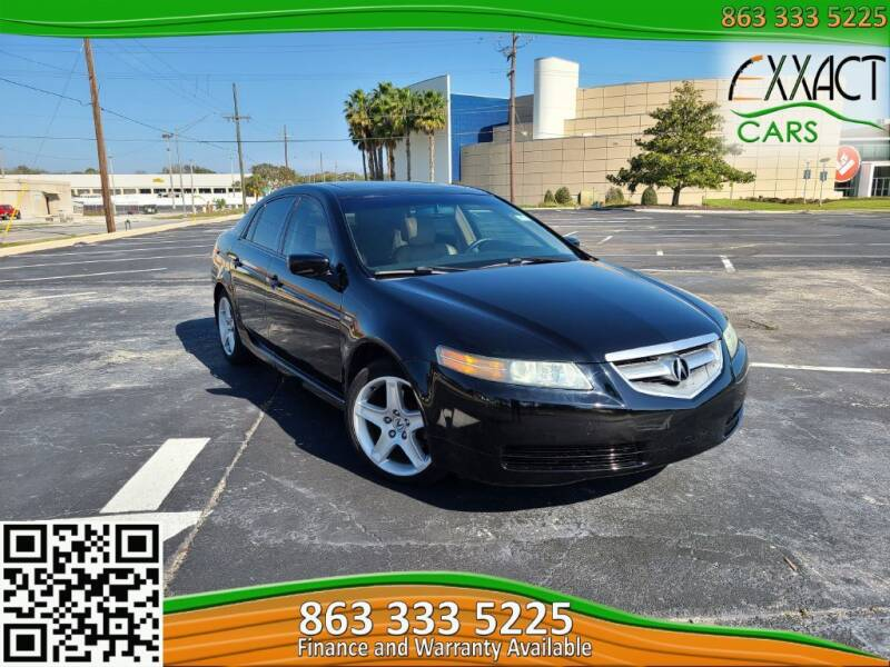 2005 Acura TL for sale at Exxact Cars in Lakeland FL